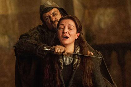 Автор «Игры престолов» объяснил постоянные убийства главных героев