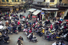 Мопеды во Вьетнаме по численности превосходят любые другие транспортные средства. Дело в том, что автомобиль непозволительно дорог для азиатов из-за государственных налогов, поэтому самый оптимальный транспорт— двухколесный.  <br><br> Водят вьетнамцы, естественно, забывая обо всех правилах на свете, игнорируя светофоры и знаки, не останавливаясь на пешеходных переходах и гоняя на скорости по тротуарам. Тем не менее они почти никогда не попадают в ДТП. Для того чтобы перейти дорогу во Вьетнаме, туристу нужно идти прямо и с постоянной скоростью— вьетнамские водители сами рассчитают траекторию движения, чтобы объехать пешехода.