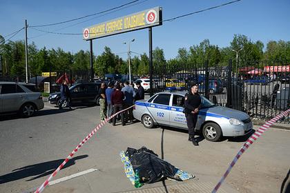 Пятерых участников драки на Хованском кладбище освободили из-под стражи