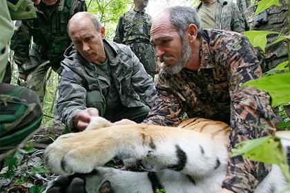 Телеканал выдал Путина за охотника на тигров и извинился