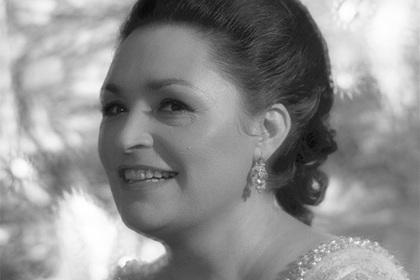 В российской столице  скончалась оперная эстрадная певица  Валентина Левко