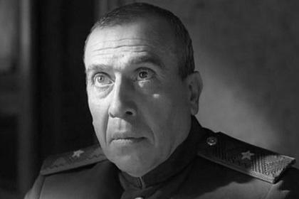 Умер актер из сериала «Каменская»