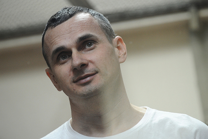 Сенцов отказался просить о помиловании
