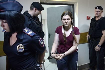 Следователь попросил отпустить Павликову и Дубовик под домашний арест