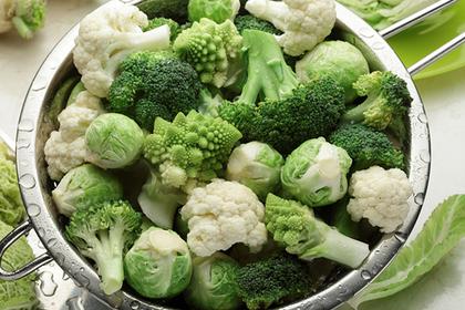 Названы самые полезные овощи для продления жизни