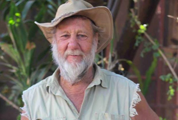 Бэрри Шарп, друг пропавшего и владелец паба