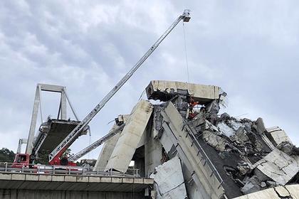 Бывший вратарь рассказал о падении с рухнувшего моста в Италии
