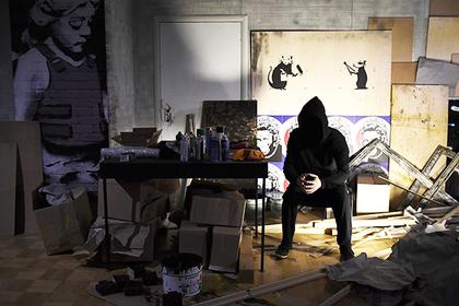 Бэнкси возмутился платным входом на свою выставку в Москве