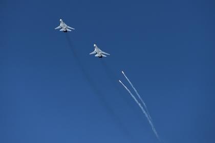 Россия ответила на «перехват» Су-24 над Черным морем
