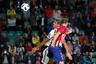 Футболисты «Реала» и «Атлетико»