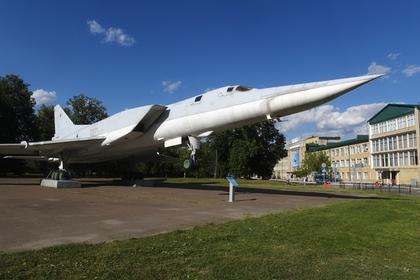 Россия представила Ту-22М3М