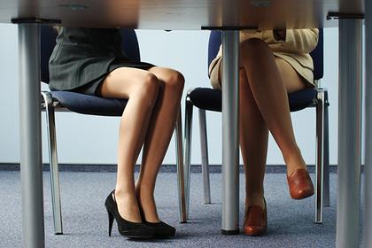 Решена дилемма по поводу мини-юбки на работе