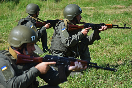 Киев приготовился к наступлению «готовой захлебнуться собственной кровью» России