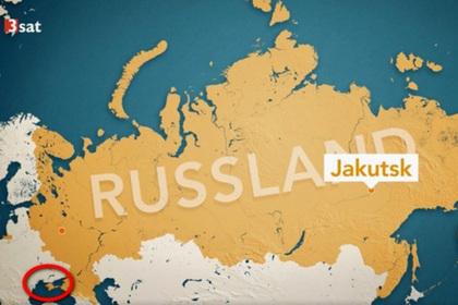 Сплошная Сибирь: вГермании определились состатусом Крыма
