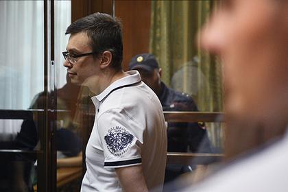 Денис Никандров в Balmain