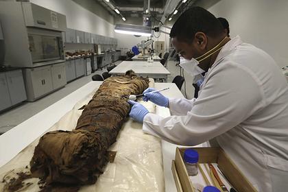 Опровергнут миф о появлении египетских мумий