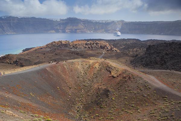 Санторин (вулкан)