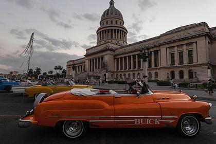 Россия потратится на реставрацию в кубинской столице