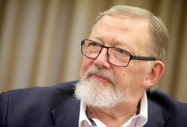 Сергей Дубинин
