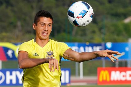 Украинский министр оценил выходку своего футболиста в матче со «Спартаком»