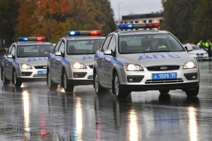 Водитель Porsche обстрелял такси в Москве