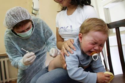 Не привитые из-за религиозных убеждений дети заразились опасной инфекцией