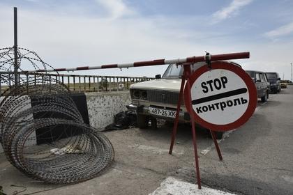 На Украине захотели ввести визы для россиян