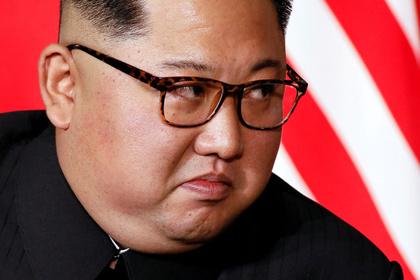 Ким Чен Ын ответил на попытки «задушить корейский народ»