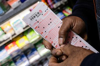 Ошибка в покупке лотерейных билетов принесла американке куш в 100 тысяч долларов