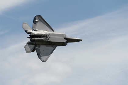 F-22 и F-35 сразились в Норвегии из-за России