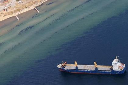 Выпивший и посадивший судно на мель российский капитан пойдет под суд