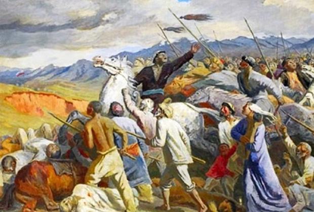 Среднеазиатское восстание 1916 года