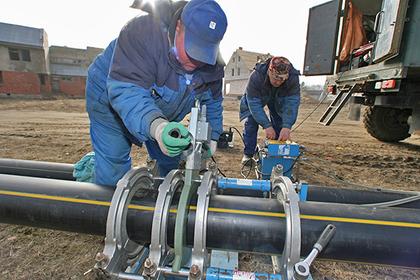 Власти Московской области отчитались о газификации поселков
