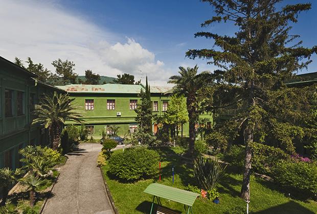 «Зеленая роща» была одной из любимых резиденций вождя