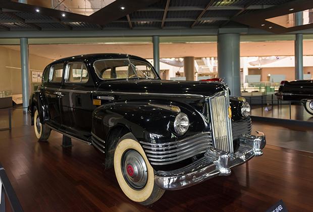 Машина, которую Сталин подарил северокорейскому лидеру Ким Ир Сену в 1948 году