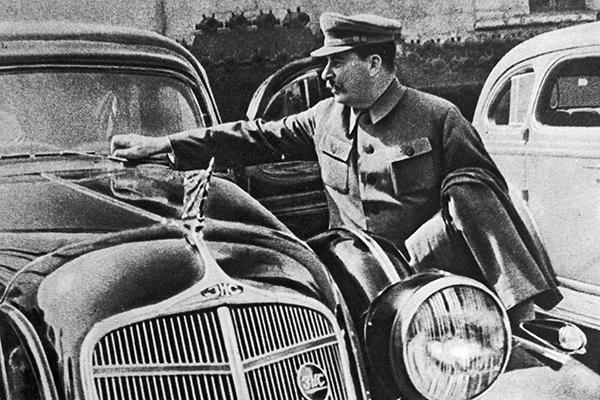 Красный папа: Дачи, машины и тайны Иосифа Сталина