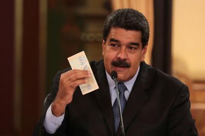 Минимальную зарплату в Венесуэле увеличили в 60 раз