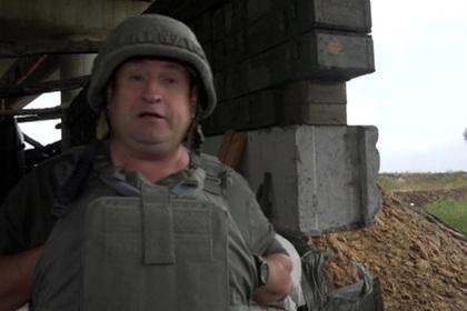 Военный корреспондент ВГТРК уличил канал во вранье о попадании под обстрел