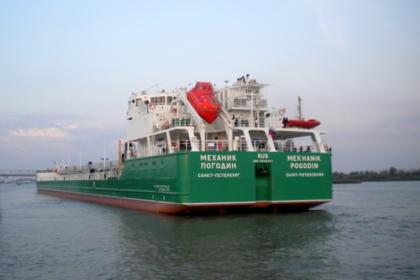 «Механика Погодина» заблокировали в украинском порту на три года