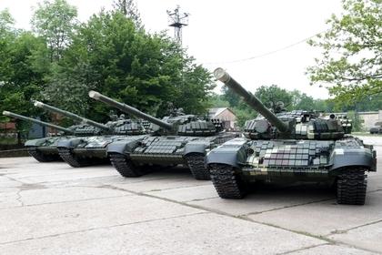 На Украине высмеяли военные «новинки» армии страны