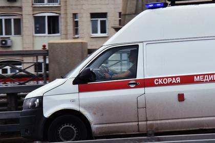 Рейсовый автобус влетел в грузовик на Ставрополье