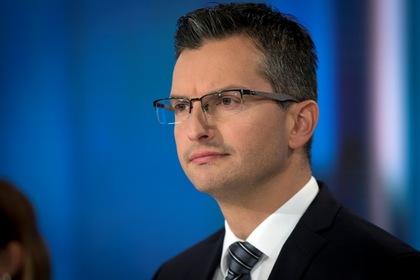 Пародирующий премьер-министров комик стал премьер-министром