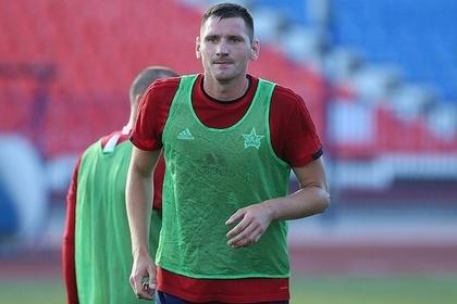 Отказавшийся выступать в России украинский футболист переехал в Хабаровск