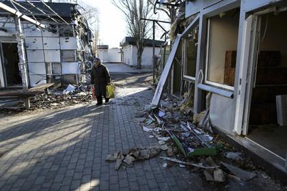 ООН сообщила о нехватке денег в Донбассе