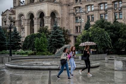 Кличко рассказал о затопленном Киеве