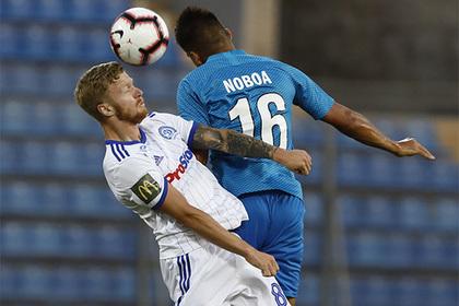 Футболист минского «Динамо» прокомментировал слухи о сдаче матча «Зениту»