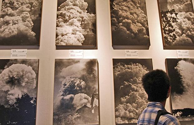 Мемориальный музей в Хиросиме