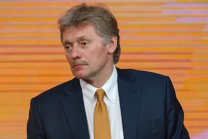 Песков предупредил США опоследствиях новых санкций