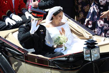 Стала известна судьба свадебного платья Меган Маркл