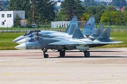 Су-57 оснастили новым оборудованием